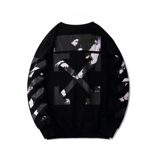 Off-White Hoodies Long Sleeved O-Neck For Men #768730