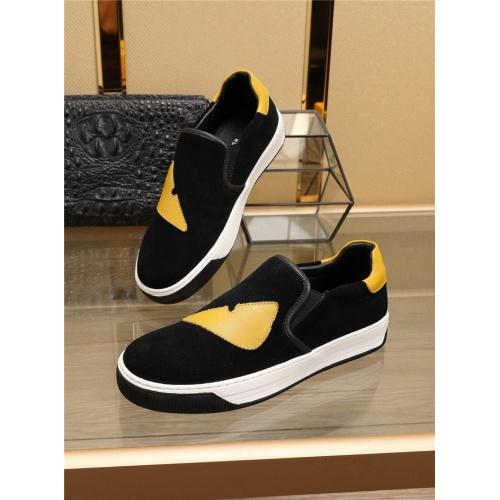 Fendi Casual Shoes For Men #768834