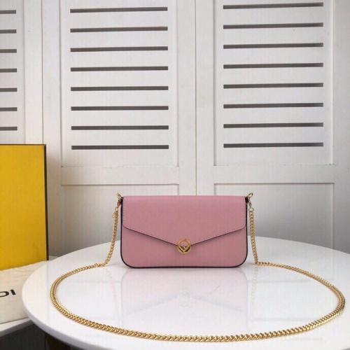 Fendi AAA Quality Messenger Bags For Women #769180