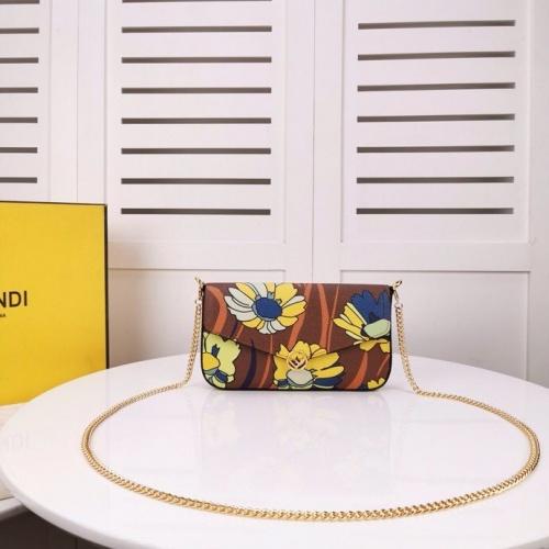 Fendi AAA Quality Messenger Bags For Women #769185