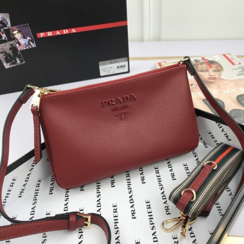 Prada AAA Quality Messeger Bags For Women #769207
