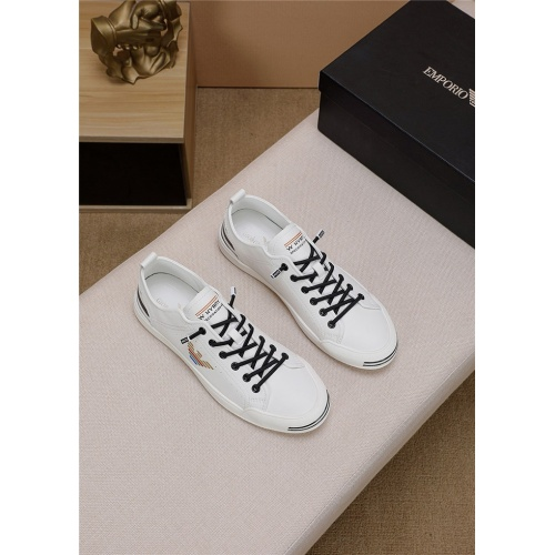 Armani Casual Shoes For Men #769212