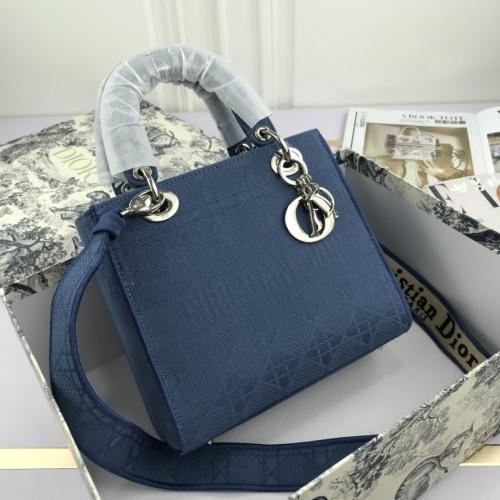 Christian Dior AAA Quality Handbags For Women #769215 $94.09 USD, Wholesale Replica Christian Dior AAA Handbags