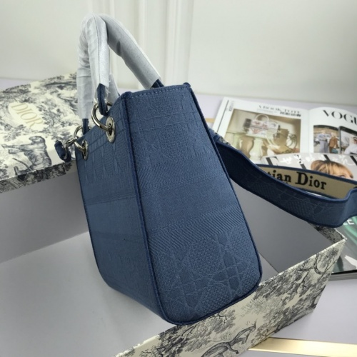 Replica Christian Dior AAA Quality Handbags For Women #769215 $94.09 USD for Wholesale