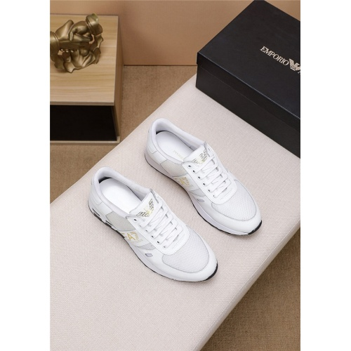 Armani Casual Shoes For Men #769217