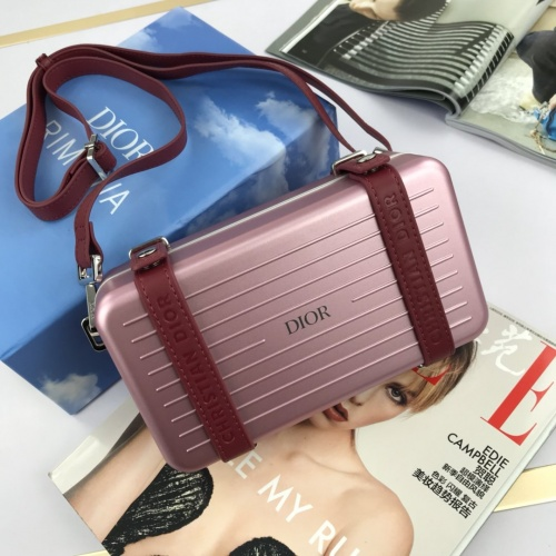 Christian Dior & Rimowa AAA Quality Messenger Bags For Women #769228