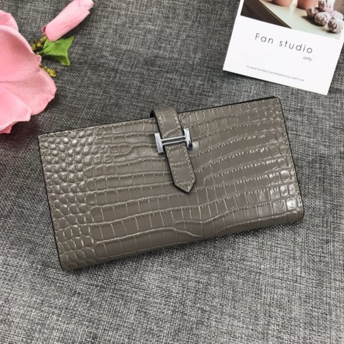 Hermes AAA Quality Wallets For Women #769234