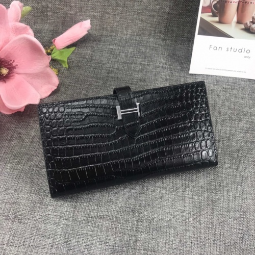 Hermes AAA Quality Wallets For Women #769235