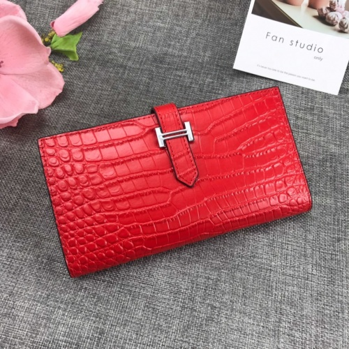 Hermes AAA Quality Wallets For Women #769238