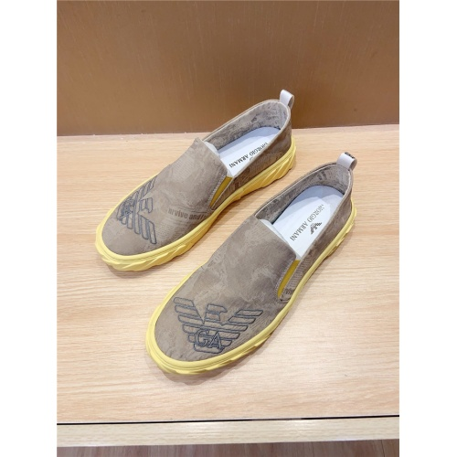 Armani Casual Shoes For Men #769256