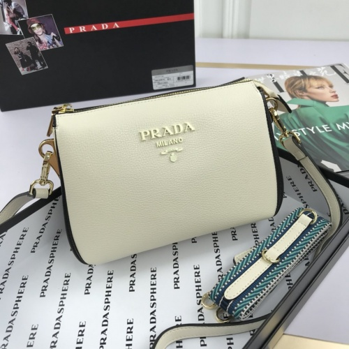 Prada AAA Quality Messeger Bags For Women #769262