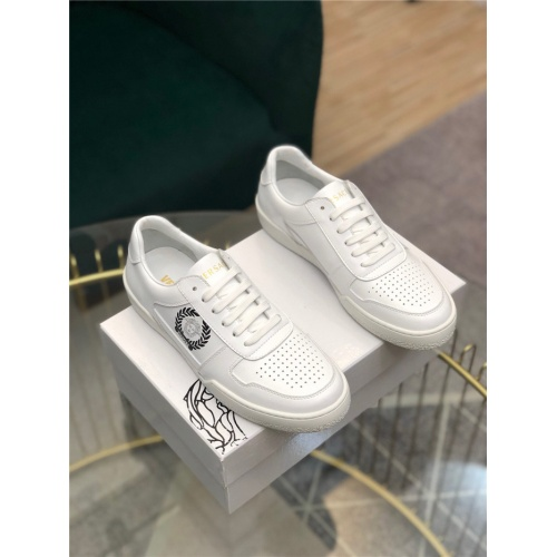 Versace Casual Shoes For Men #769286