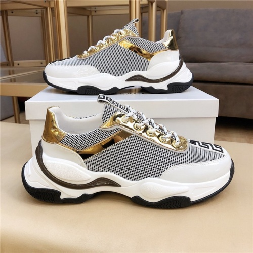 Versace Casual Shoes For Men #769294