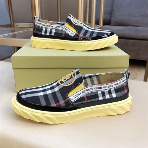 Burberry Casual Shoes For Men #769311