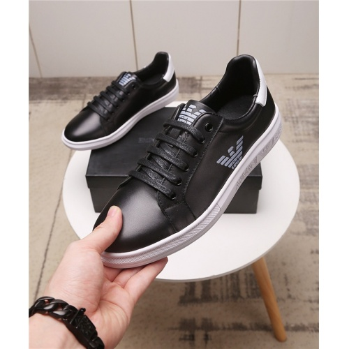 Armani Casual Shoes For Men #769314