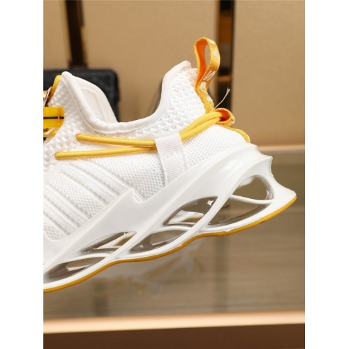 Replica Versace Casual Shoes For Men #769369 $79.54 USD for Wholesale