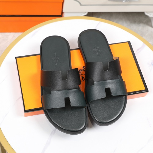 Hermes Slippers For Men #769382 $43.65, Wholesale Replica Hermes Slippers