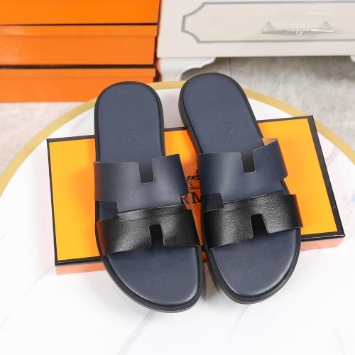 Hermes Slippers For Men #769383 $43.65 USD, Wholesale Replica Hermes Slippers
