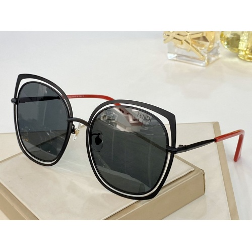 Fendi AAA Quality Sunglasses #769422