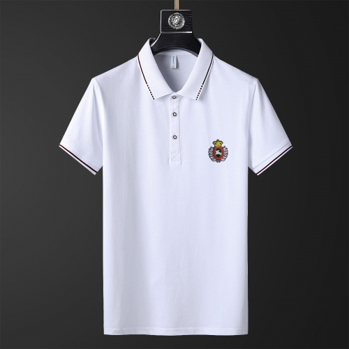 Burberry T-Shirts Short Sleeved Polo For Men #769464