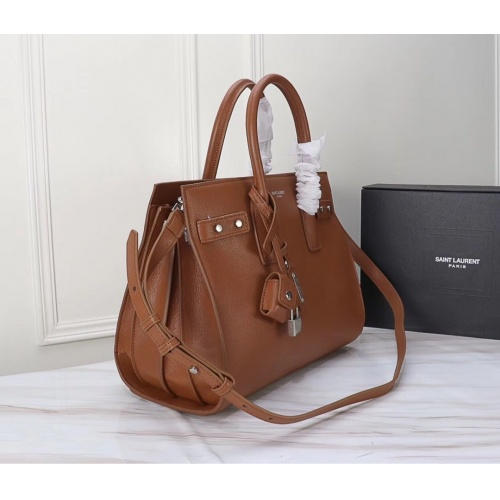 Replica Yves Saint Laurent YSL AAA Quality Handbags For Women #769592 $122.22 USD for Wholesale