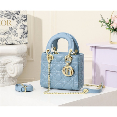 Christian Dior AAA Quality Handbags #769641