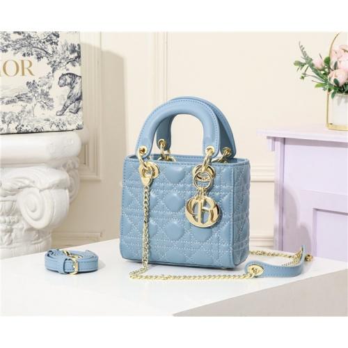 Christian Dior AAA Quality Handbags #769641 $96.03 USD, Wholesale Replica Christian Dior AAA Handbags