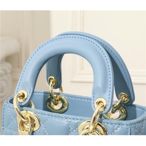 Replica Christian Dior AAA Quality Handbags #769641 $96.03 USD for Wholesale
