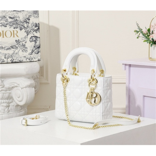 Christian Dior AAA Quality Handbags #769642 $96.03 USD, Wholesale Replica Christian Dior AAA Handbags