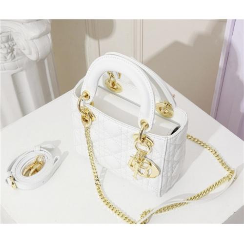 Replica Christian Dior AAA Quality Handbags #769642 $96.03 USD for Wholesale