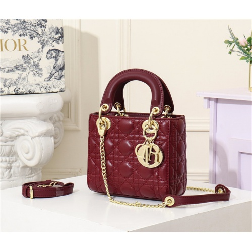 Christian Dior AAA Quality Handbags #769645