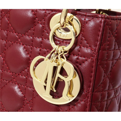 Replica Christian Dior AAA Quality Handbags #769645 $96.03 USD for Wholesale