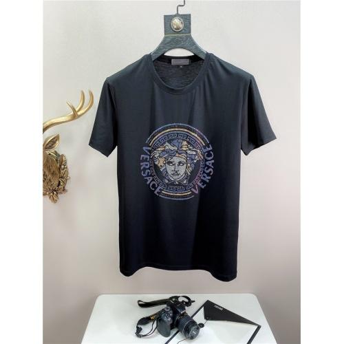 Versace T-Shirts Short Sleeved O-Neck For Men #769724