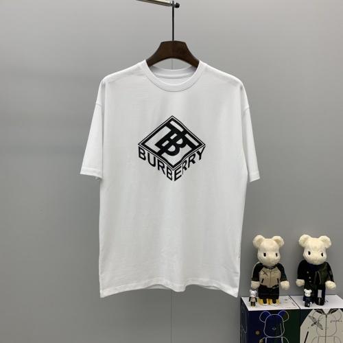 Burberry T-Shirts Short Sleeved O-Neck For Men #769742