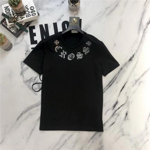 Chrome Hearts T-Shirts Short Sleeved O-Neck For Men #769758