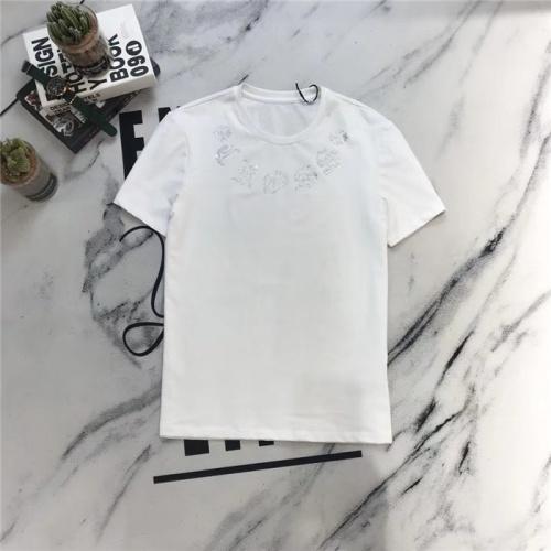 Chrome Hearts T-Shirts Short Sleeved O-Neck For Men #769759