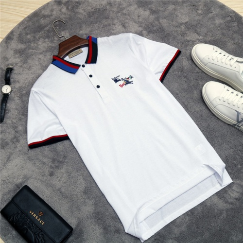 Burberry T-Shirts Short Sleeved Polo For Men #769829