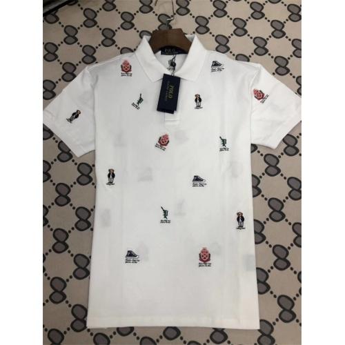 Ralph Lauren Polo T-Shirts Short Sleeved Polo For Men #770037
