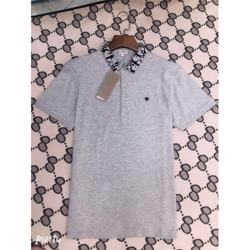 Christian Dior T-Shirts Short Sleeved Polo For Men #770041