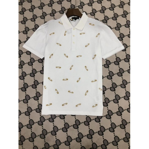 Versace T-Shirts Short Sleeved Polo For Men #770044