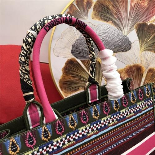 Replica Christian Dior AAA Quality Handbags #770177 $75.66 USD for Wholesale