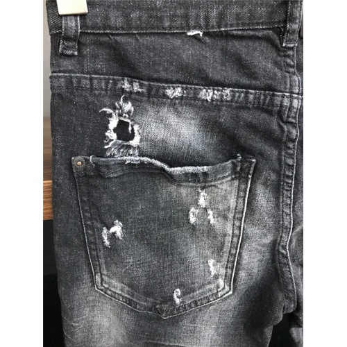 Replica Dsquared Jeans Shorts For Men #770315 $50.44 USD for Wholesale