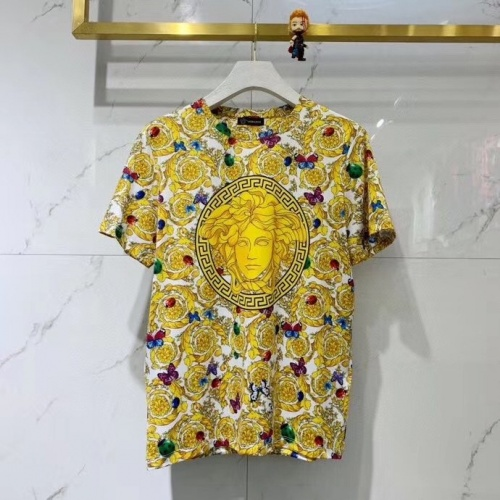 Versace T-Shirts Short Sleeved O-Neck For Men #770356