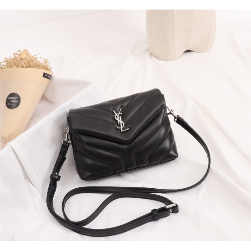 Yves Saint Laurent YSL AAA Quality Messenger Bags For Women #770376 $80.51 USD, Wholesale Replica Yves Saint Laurent YSL AAA Messenger Bags