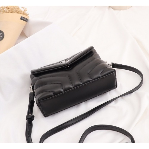 Replica Yves Saint Laurent YSL AAA Quality Messenger Bags For Women #770376 $80.51 USD for Wholesale