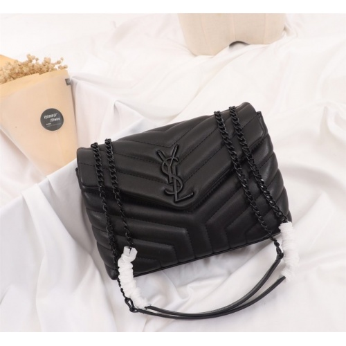 Yves Saint Laurent YSL AAA Quality Shoulder Bags For Women #770383 $86.33 USD, Wholesale Replica Yves Saint Laurent YSL AAA Messenger Bags