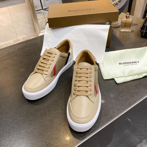 Burberry Casual Shoes For Men #770445 $79.54, Wholesale Replica Burberry Casual Shoes