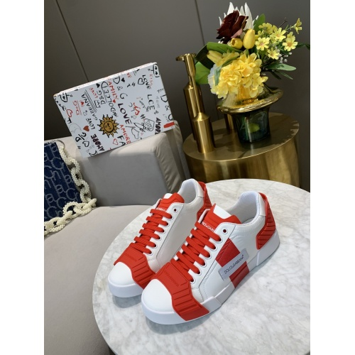 Dolce & Gabbana D&G Casual Shoes For Women #770453 $79.54, Wholesale Replica Dolce & Gabbana D&G Casual Shoes