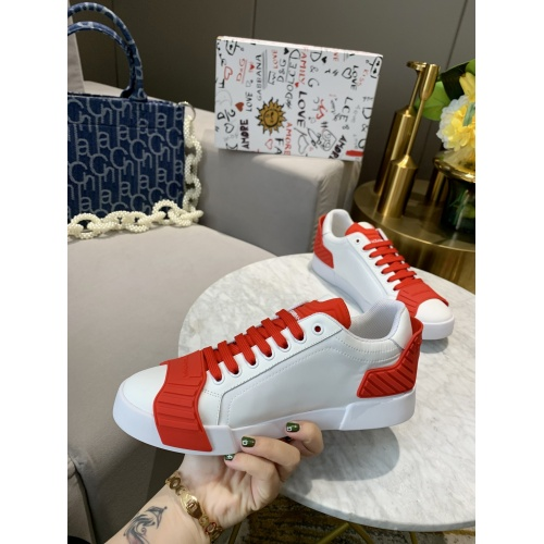 Replica Dolce & Gabbana D&G Casual Shoes For Men #770456 $79.54 USD for Wholesale