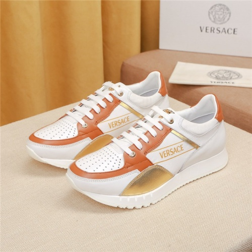 Versace Casual Shoes For Men #770526